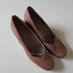 Clark's heels size 9